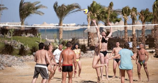 ALBATROS BEACH CLUB - ABU SOMA