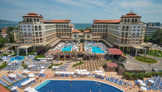 Melia Sunny Beach (Ex. Iberostar Sunny Beach Resort)