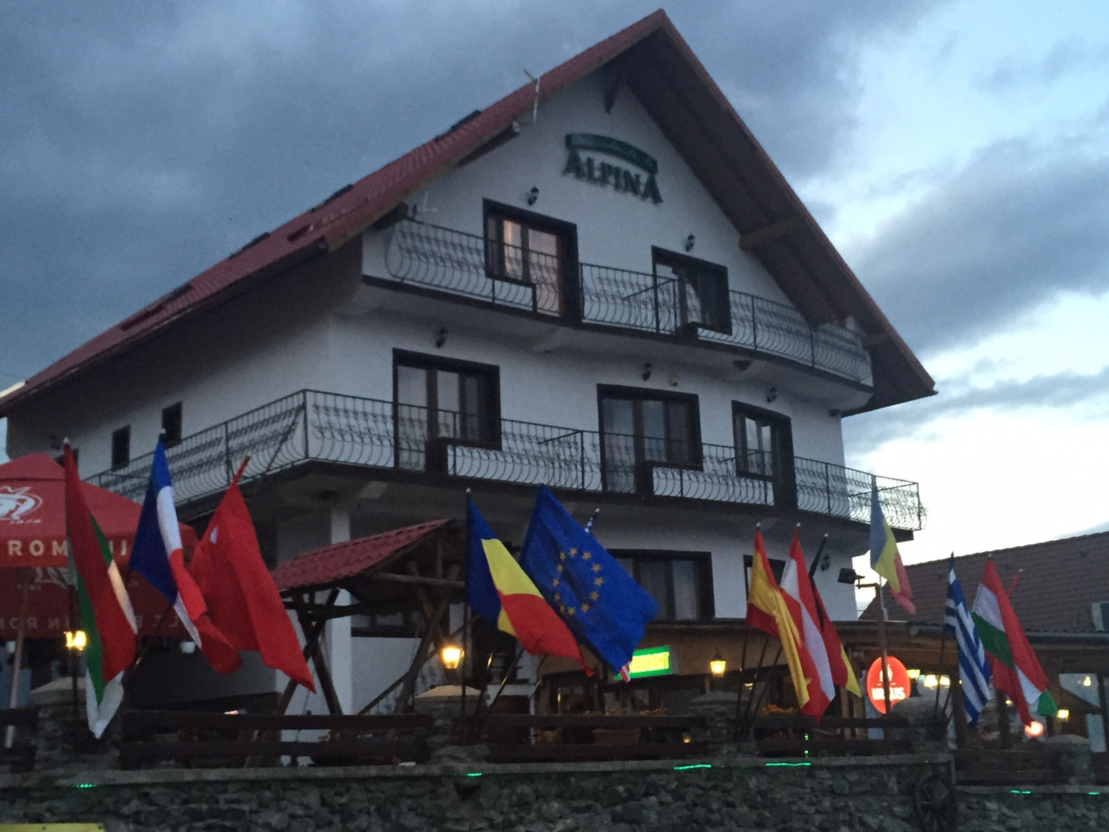 Complex Turistic Alpina Casi