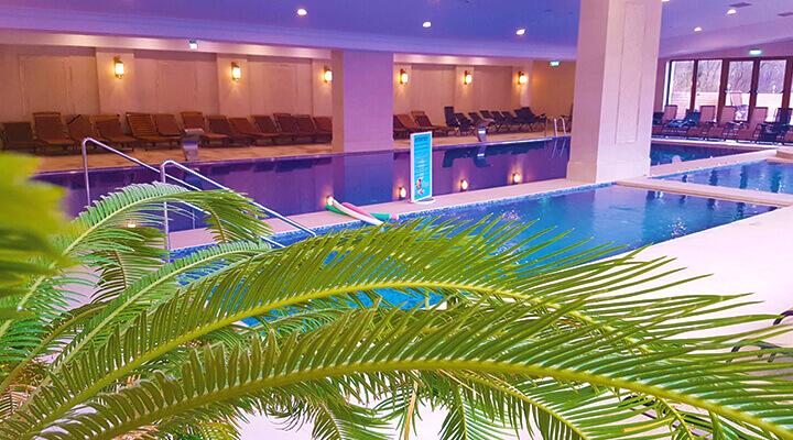 Demipensiune si tratament 5 nopti - Grand Hotel Minerva Resort Spa
