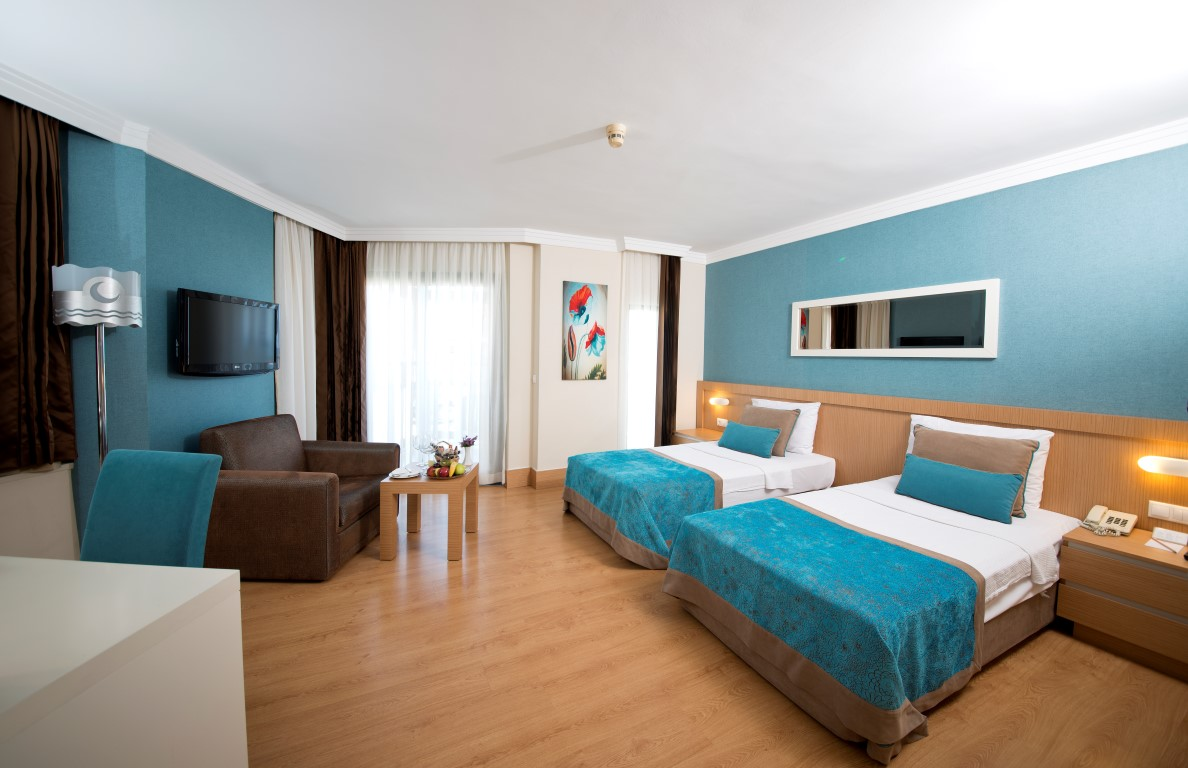 LIMAK LIMRA HOTEL AND RESORT