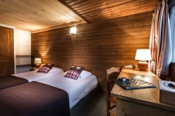 Hôtel les Crêtes-Blanches - Val d'Isère