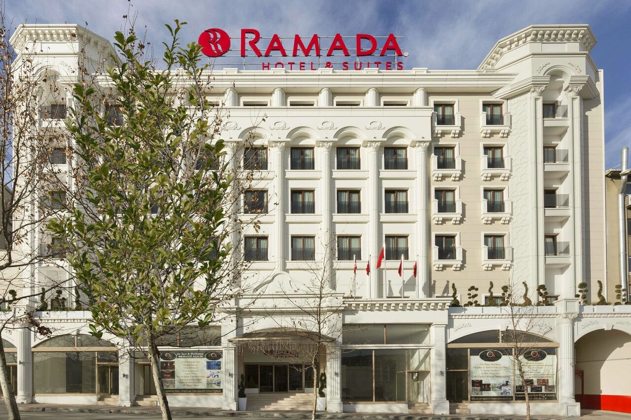 Ramada Hotel And Suites By Wyndham Istanbul Merter