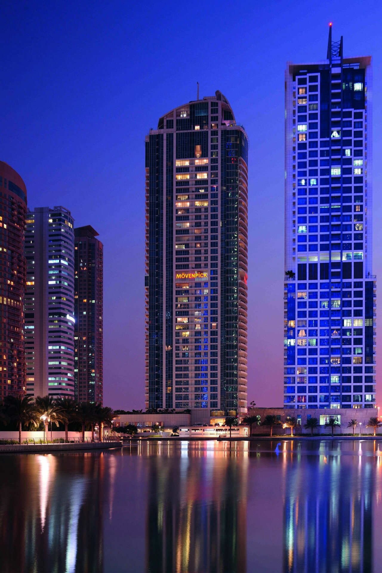 Moevenpick Jumeirah Lakes Towers