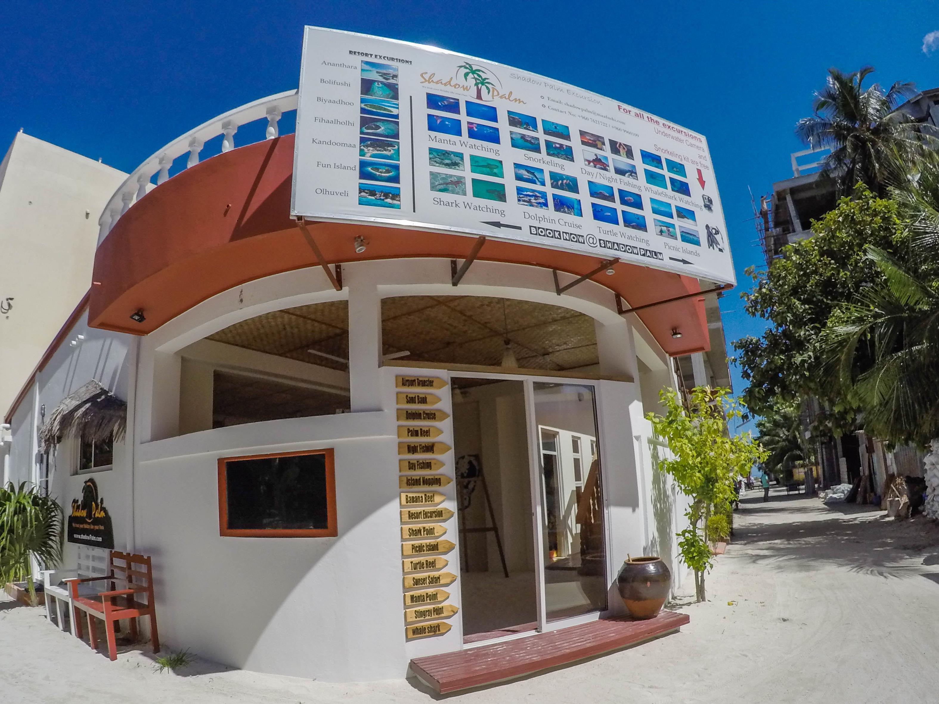 Shadow Palm Hotel At Maafushi