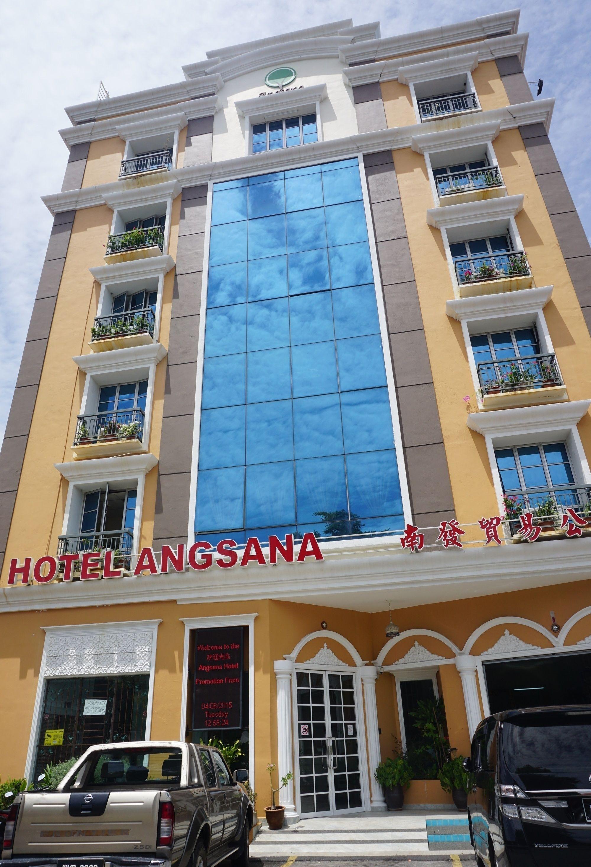 Angsana  Melaka