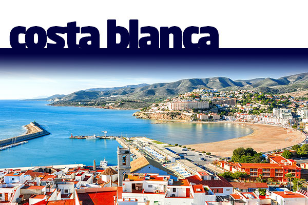 COSTA BLANCA - PROGRAM SOCIAL Plecare din Bucuresti zbor Wizz Air