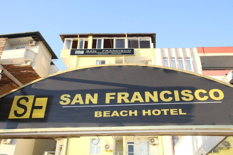 SAN FRANCISCO BEACH HOTEL