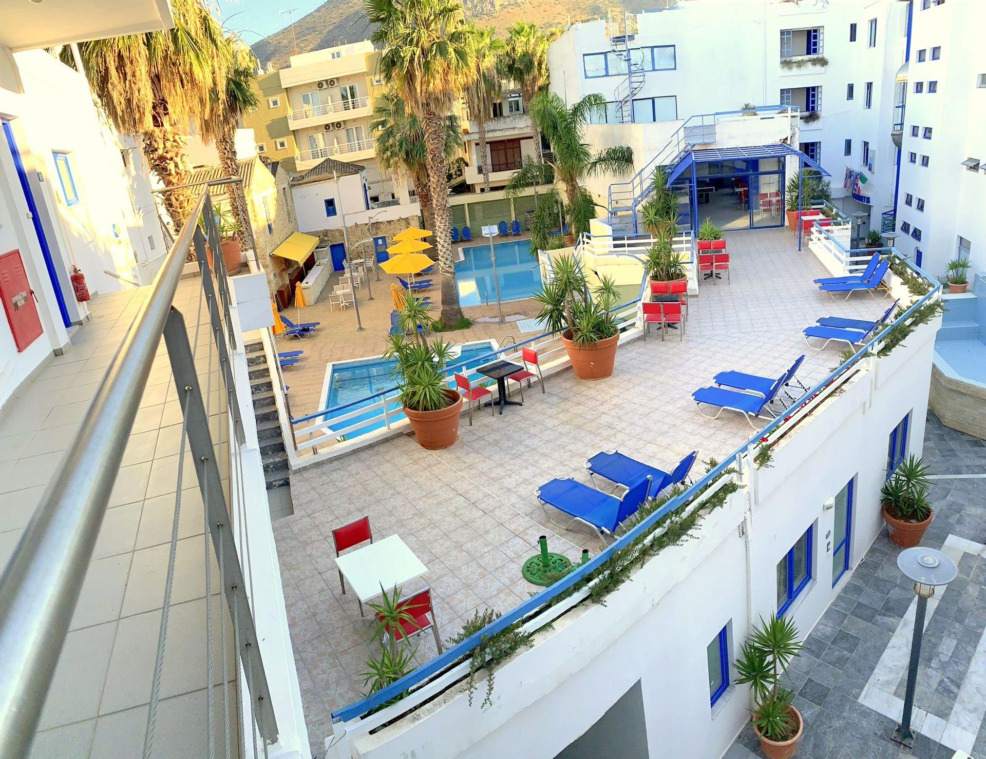 Kassavetis Center - Hotel Studios amp; Apartments