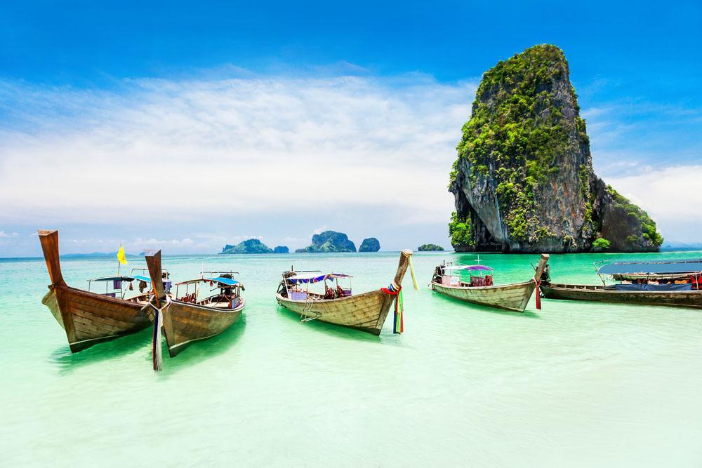 Thailanda Bangkok-Phuket 2021