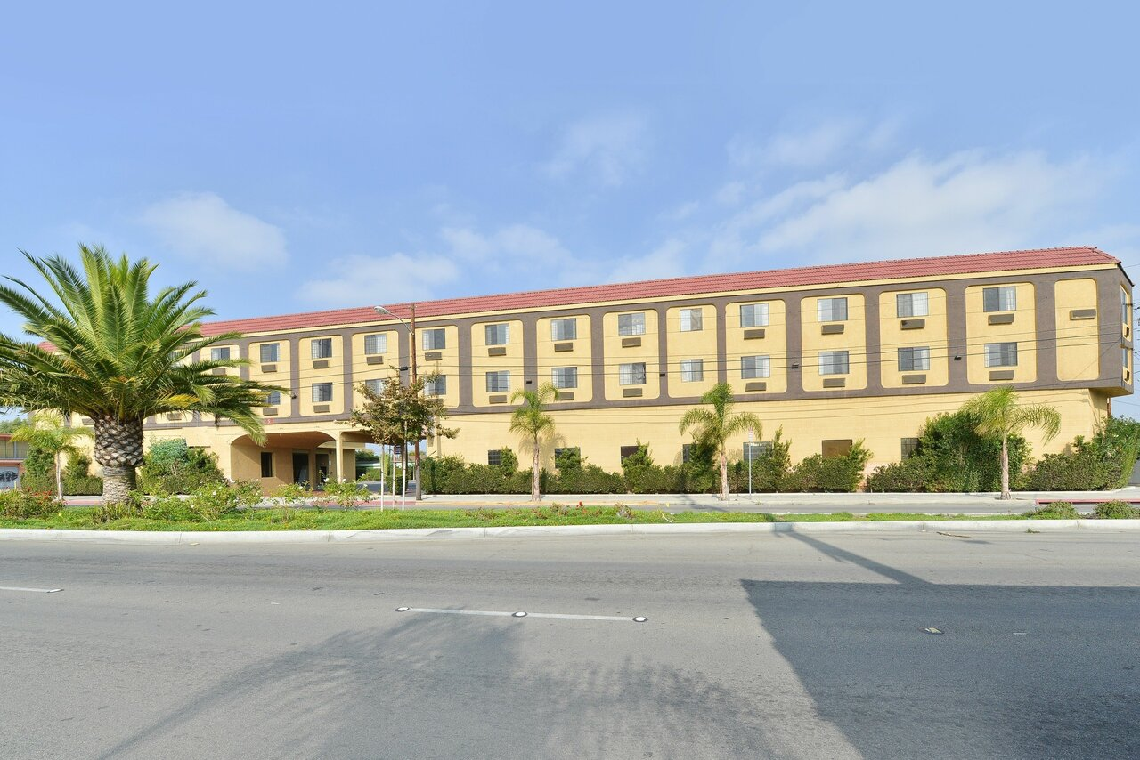 Americas Best Value Inn And Suites - Lax