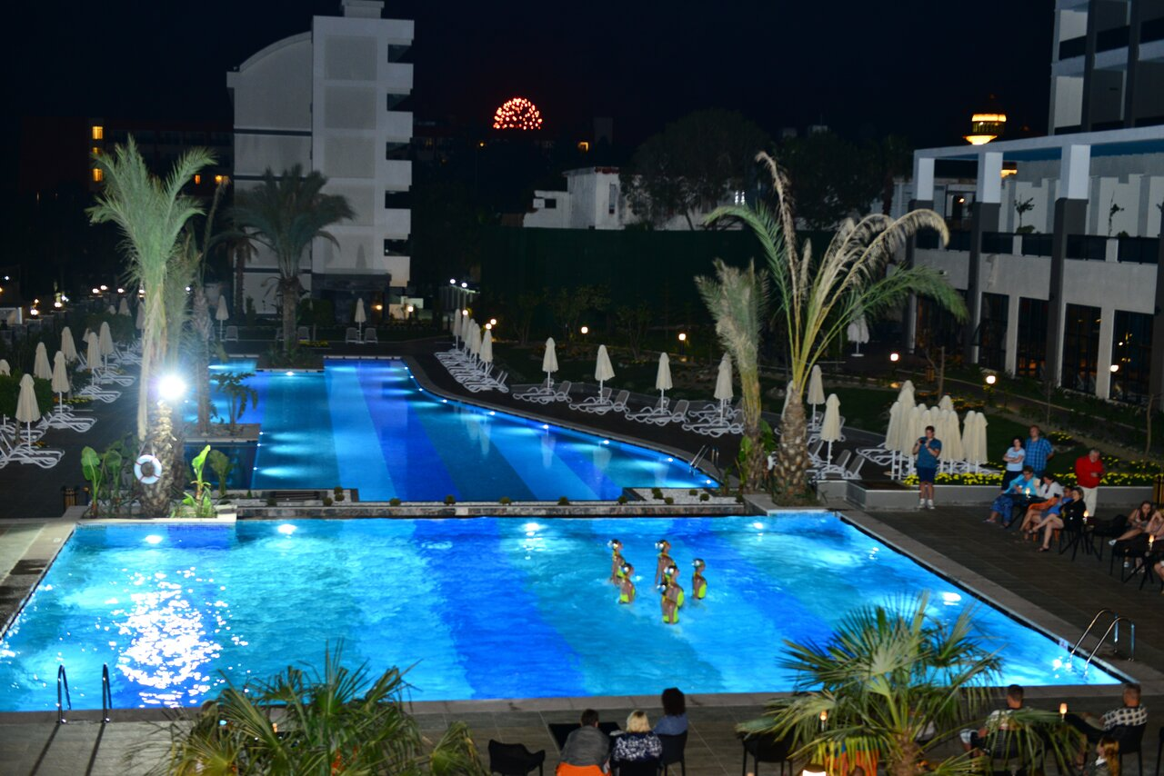 SEADEN VALENTINE RESORT & SPA 5 *
