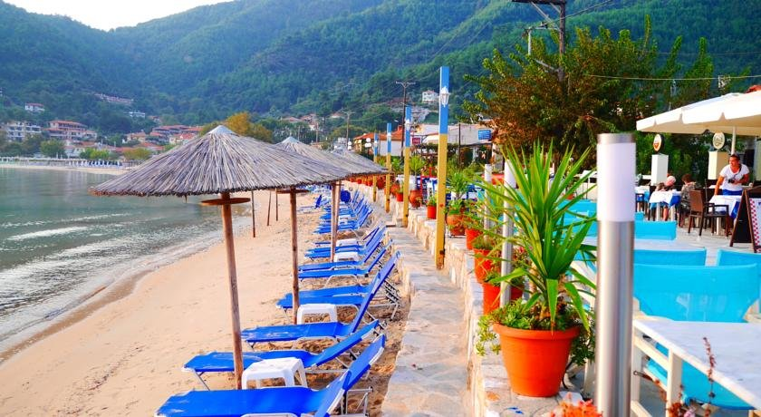 Blue Sea Beach Resort (Skala Potamias)