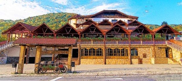 Complex Turistic Casa Romaneasca