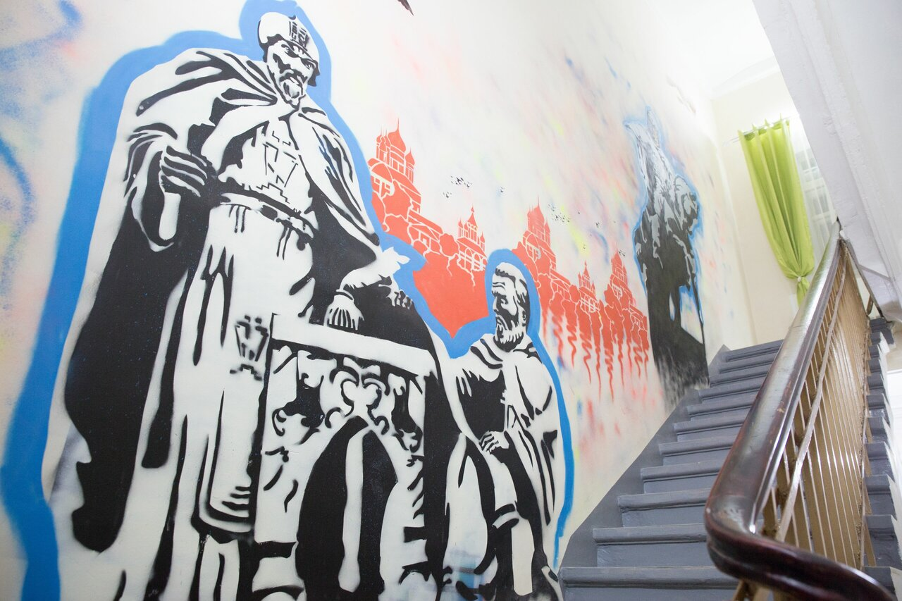 Capsule  Hostel  Rus Taganskaya