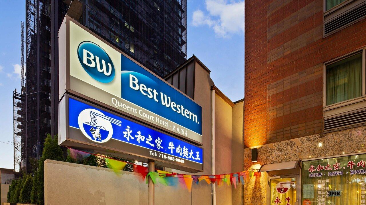 Best Western Queens Court