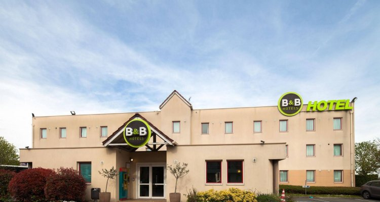 B&B Hôtel Goussainville CDG