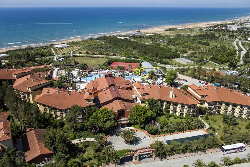 Alba Resort  - Charter Avion Antalya 2018 (Bucuresti) Duminica