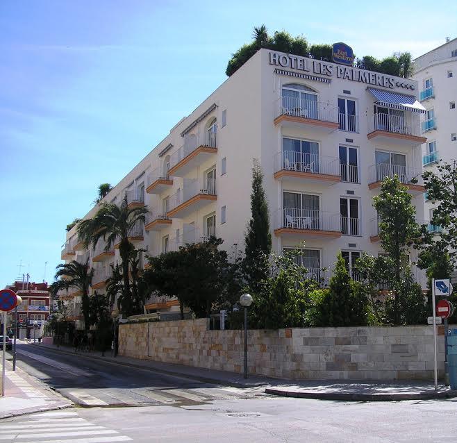 Les Palmeres Hotel