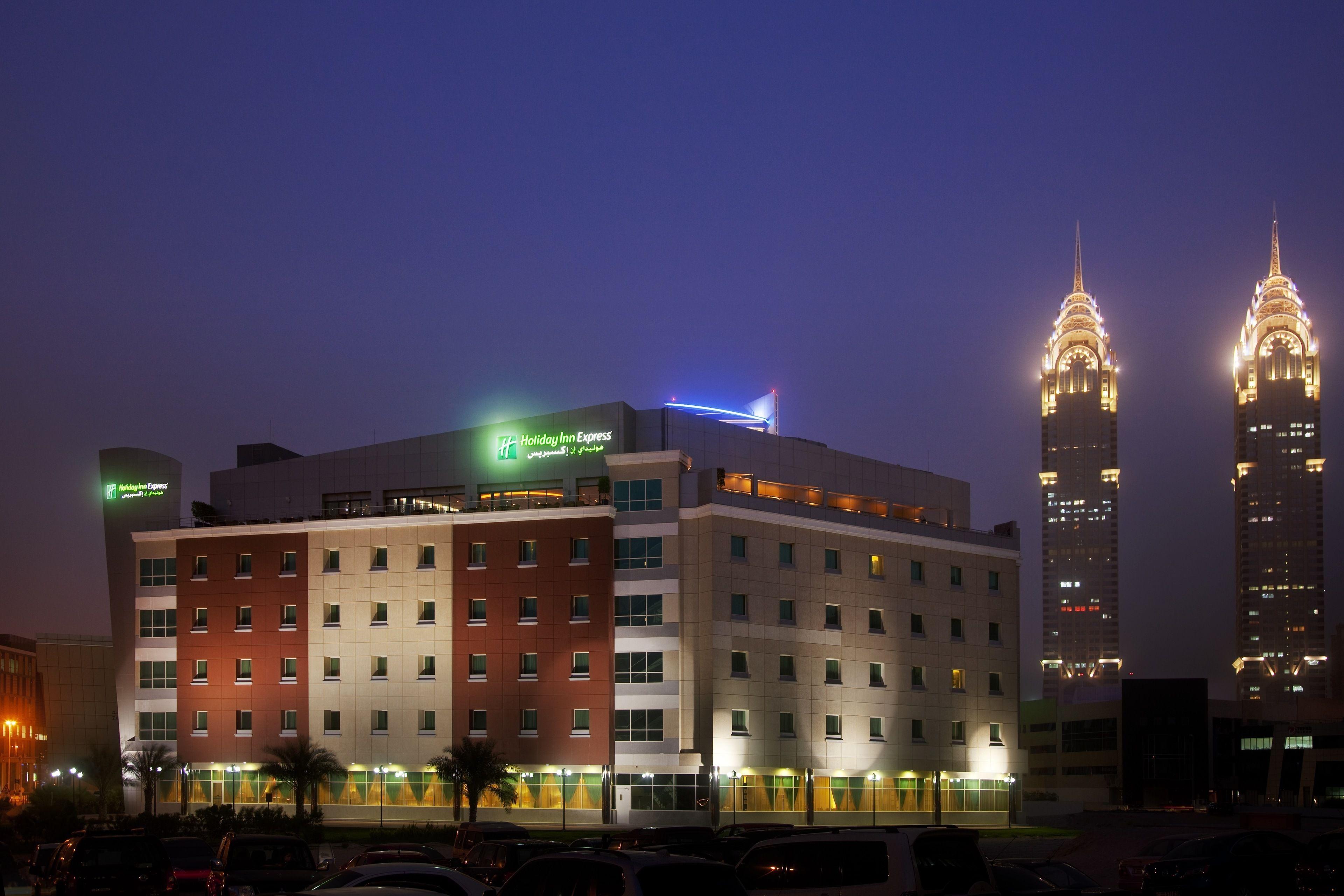 Holiday Inn Express Dubai-internet City