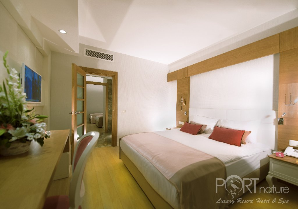 PORT NATURE LUXURY RESORT HOTEL and SPA