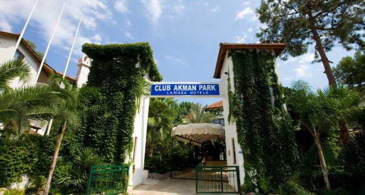 Larissa Akman Park