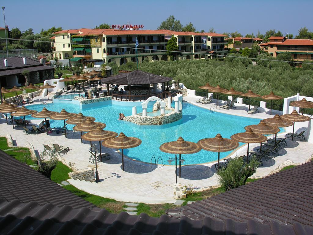 Acrotel Athena Residence Hotel