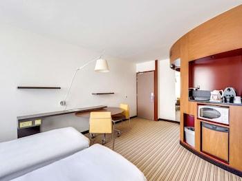 Suite Novotel Paris Porte De La Chapelle
