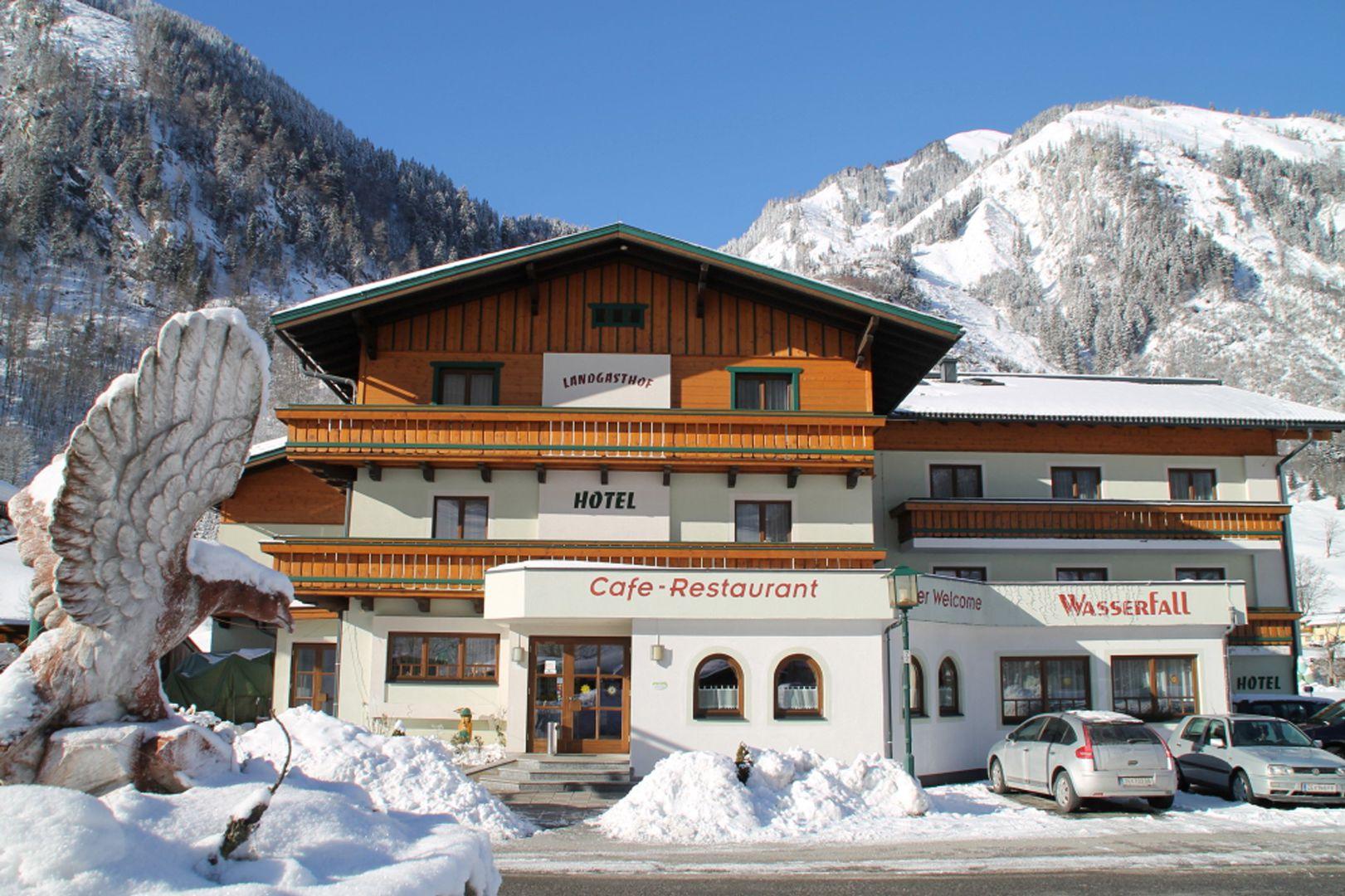 Hotel Landgasthof Wasserfall