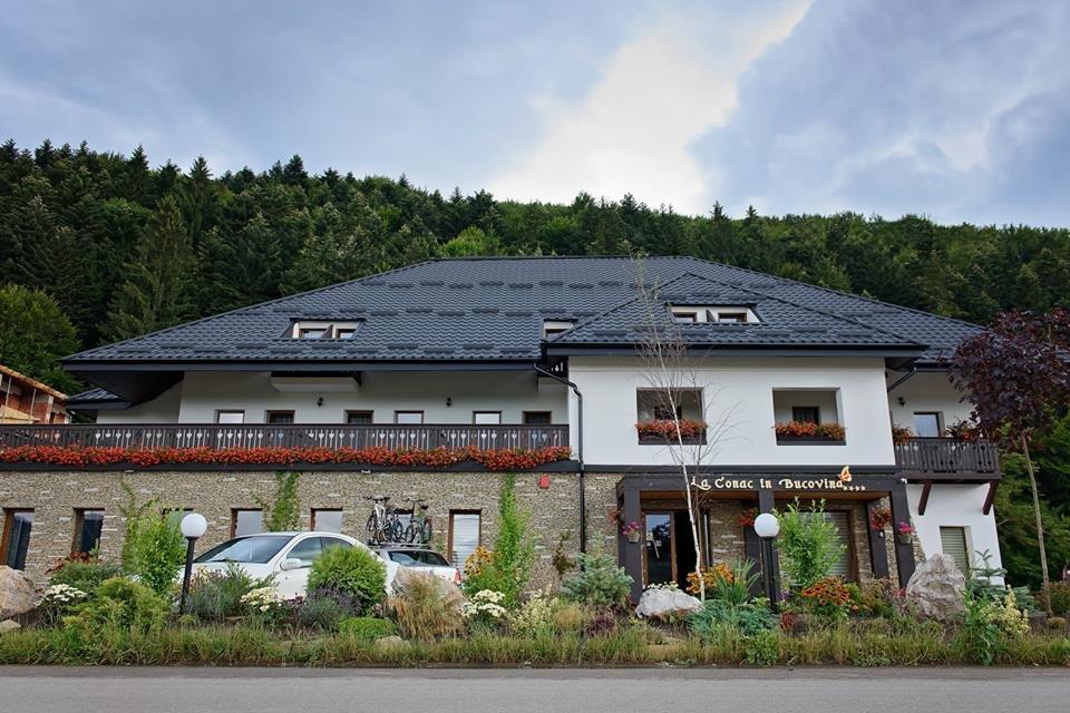 La Conac in Bucovina