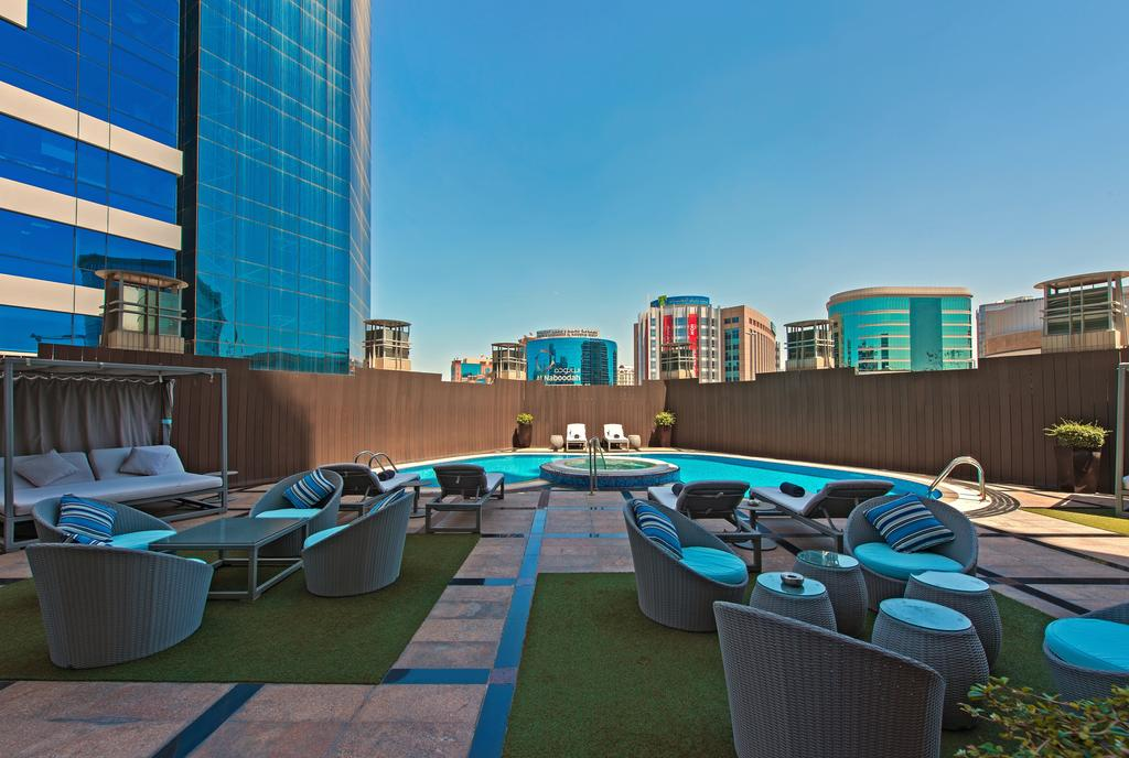 Signature 1 Hotel Barsha Heights Tecom