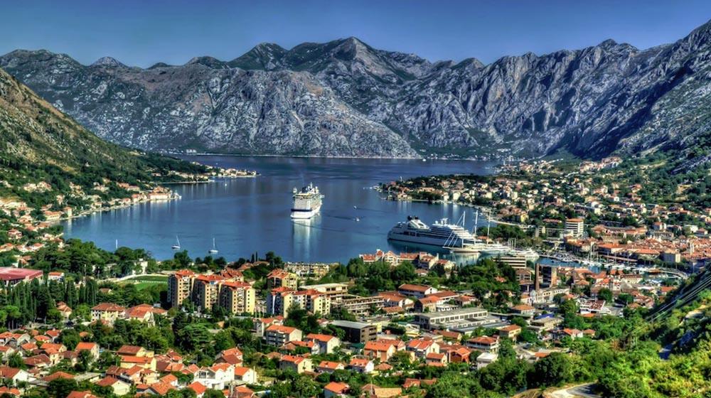 Circuit Serbia, Muntenegru, Croatia, Slovenia si Italia