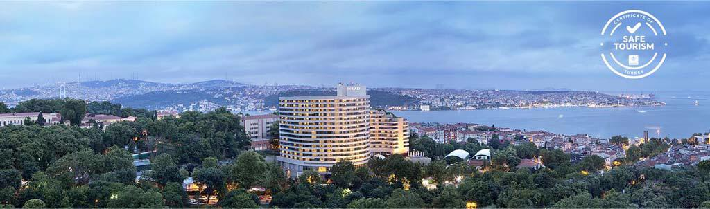 CONRAD ISTANBUL BOSPHORUS - BESIKTAS, ISTANBUL