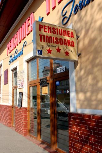 Pensiunea Timisoara