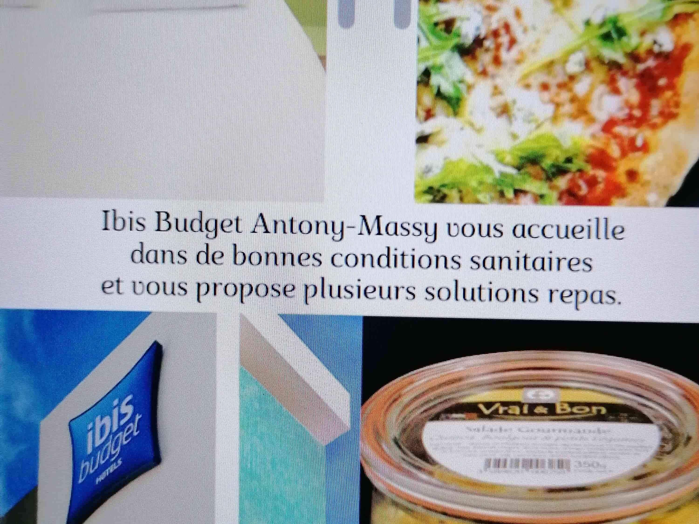 Ibis Budget Antony Massy
