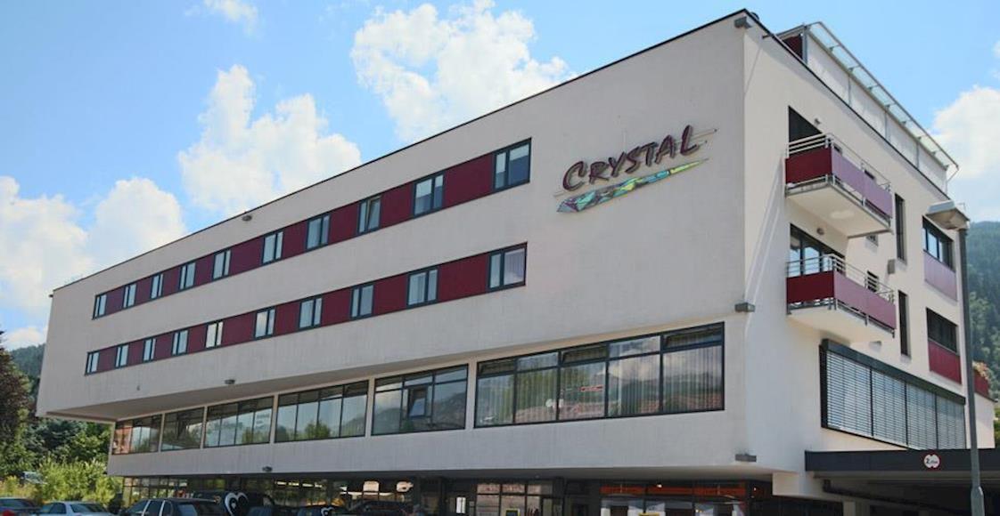 Apartamente Crystal