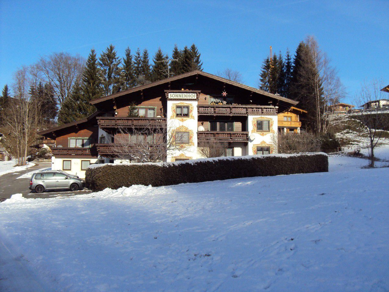 Apartamente Sonnenhof