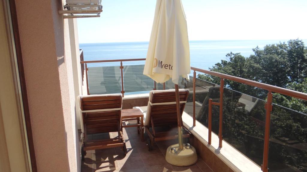 Moreto Seaside Aparthotel
