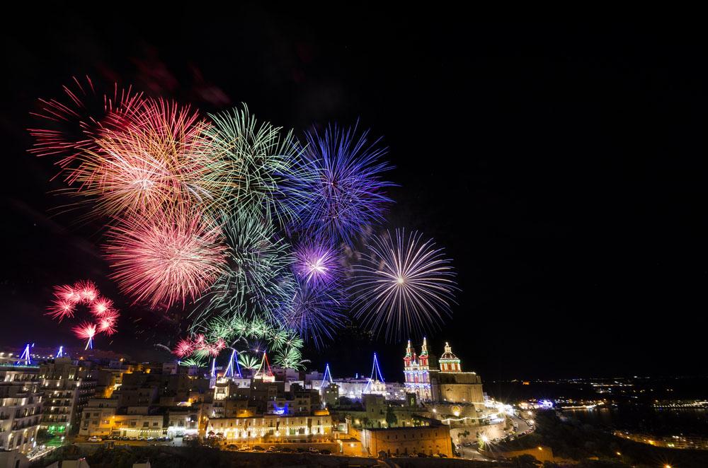 Revelion Malta Taramul Cavalerilor Ioaniti