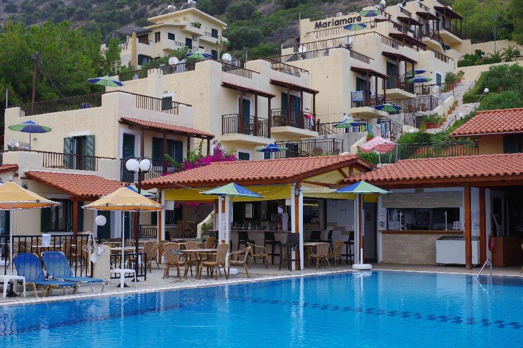 Mariamare Apartments (Stalida)