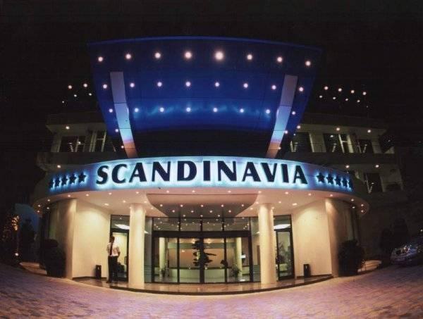 Hotel Club Scandinavia Mamaia