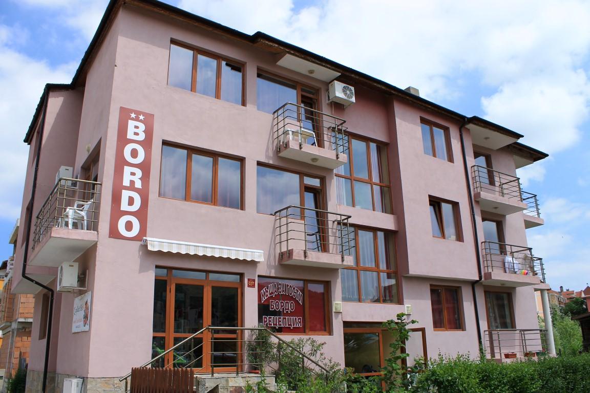 Bordo House Family hotel