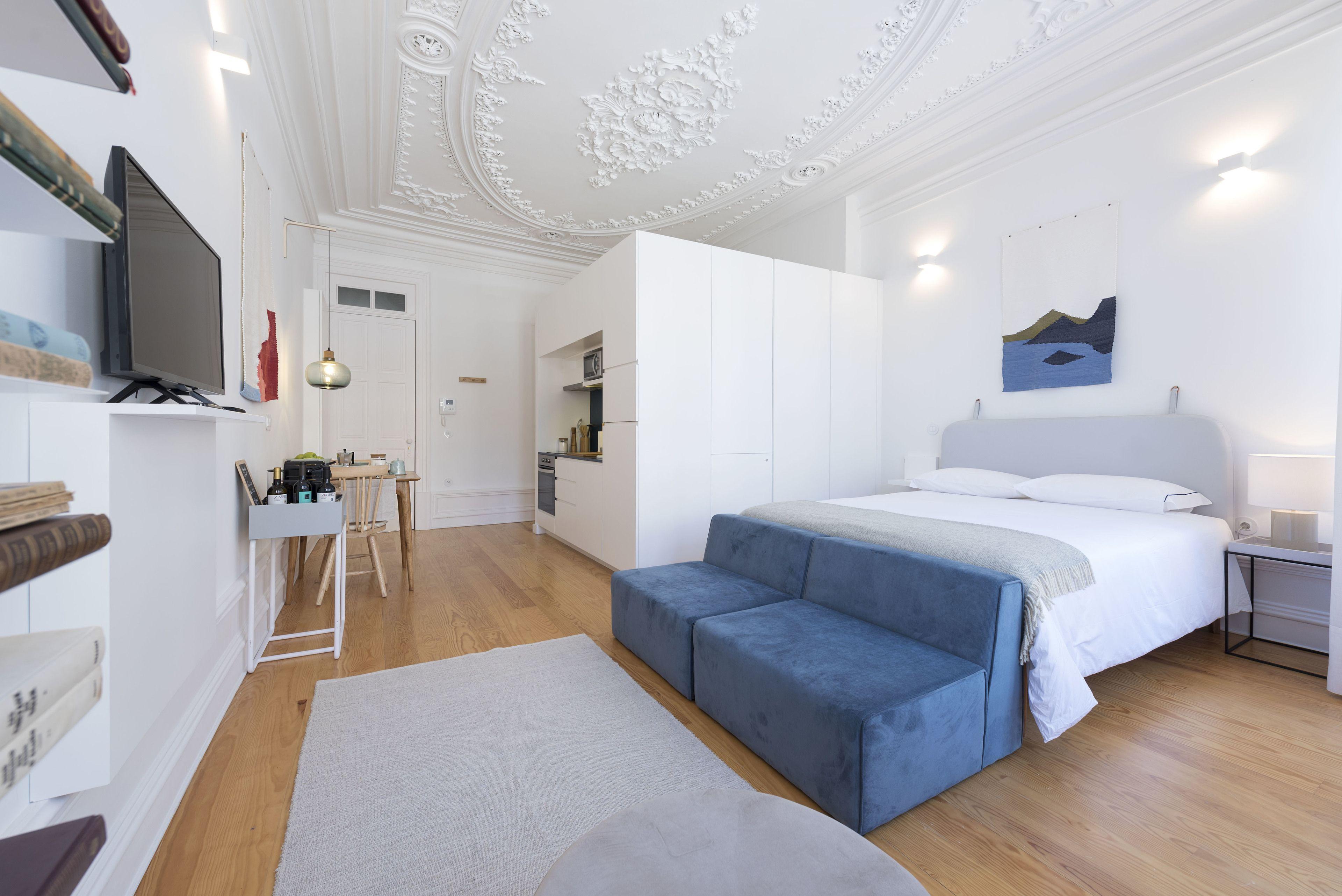 Tripas-corcao,  Sao Bento Apartments