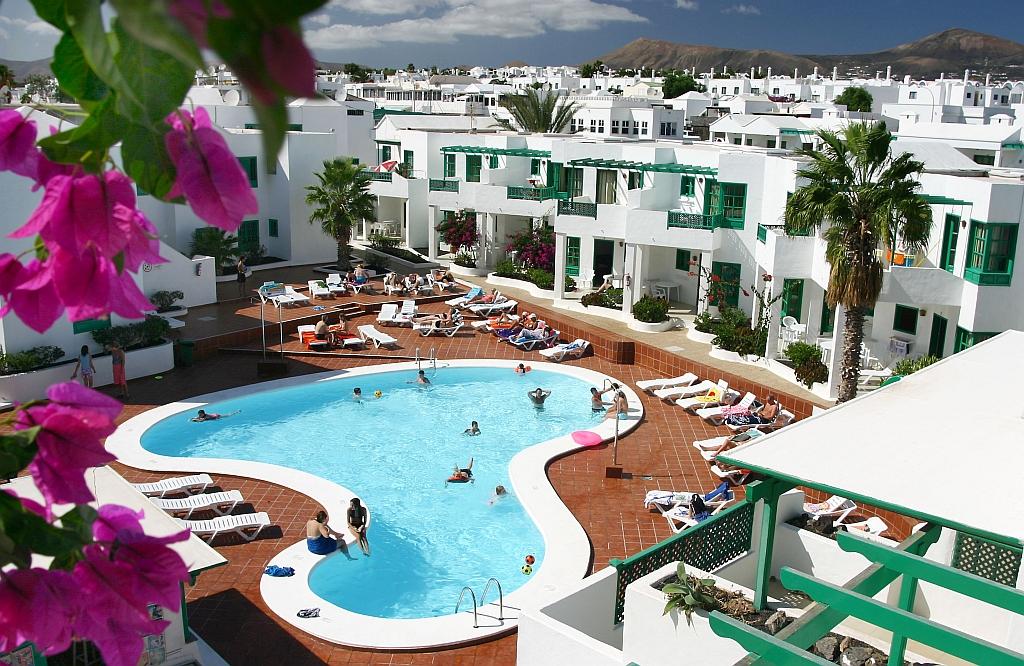 Apartamentos Luz Y Mar
