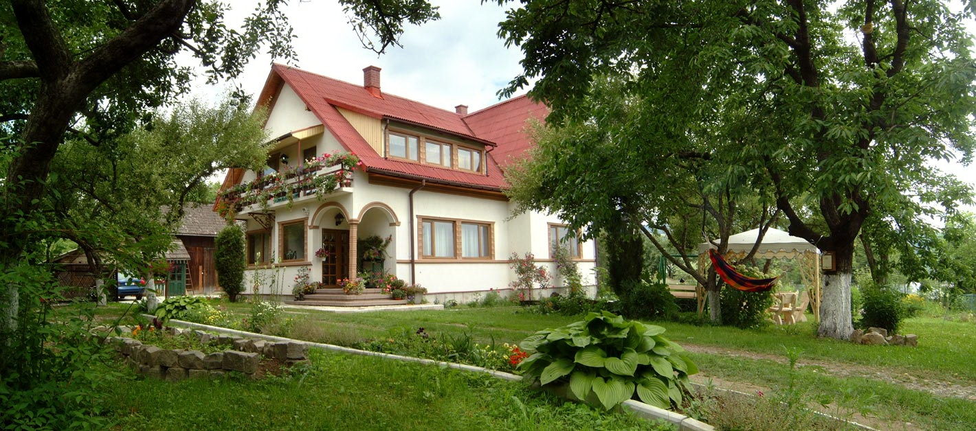 Pensiunea Hilde s Residence