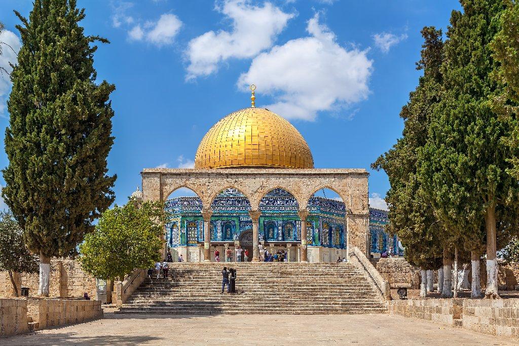 ISRAEL SI IORDANIA 2020 - plecare din Bucuresti (feb, mar, oct)