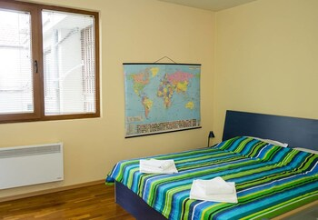 Red Square - Family Apartment In Varna Top Centre
