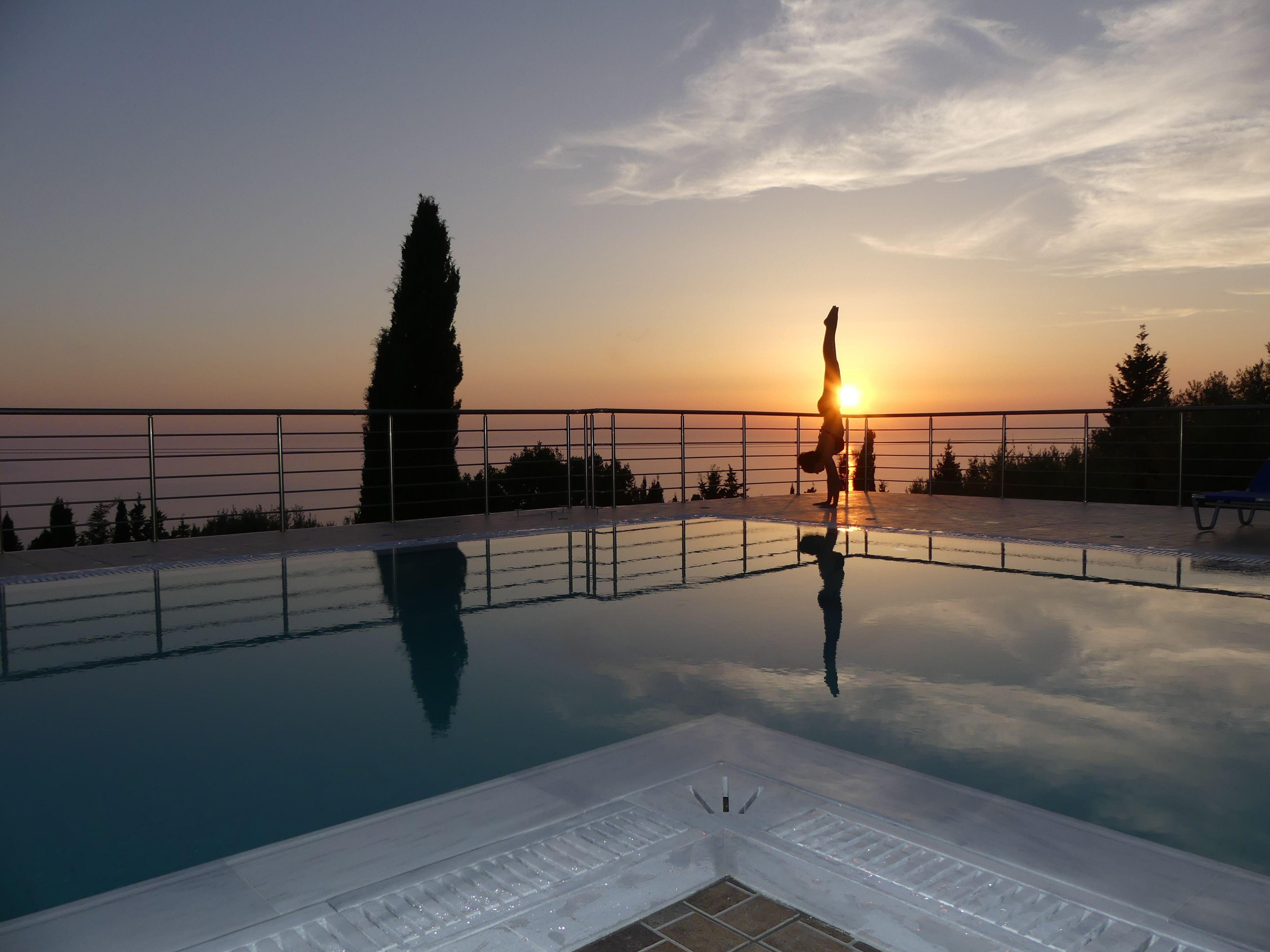 Studios Vrionis Panoramic Sunset