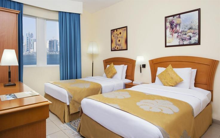 Golden Tulip Sharjah Apartments