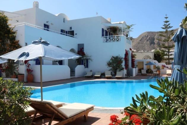 Kouros Village Adults Only +16 (Perissa - Santorini) (C)